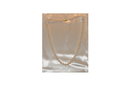 "18"" 6-6.5mm Cultured Pearl Necklace"