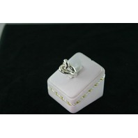 Silver Knot Ring 9l.6gr
