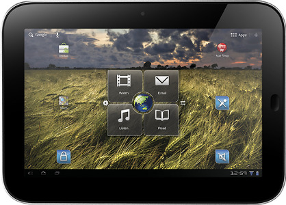 Lenovo IdeaPad K1 Tablet with 32GB Memory - Black