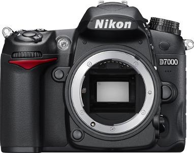 Nikon D7000 16.2-Megapixel DSLR Camera - Black