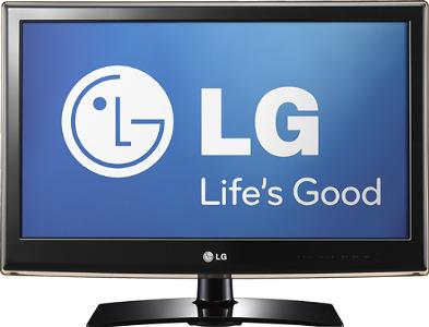 """LG 26"""" Class/ LED / 720p / 60Hz / HDTV"""