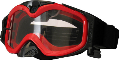 Liquid Image XSC Explorer Series 5.0MP Digital Camera MX Goggles - Red