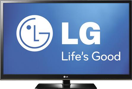 "LG 42"" Class / 720p / 600Hz / Plasma HDTV"
