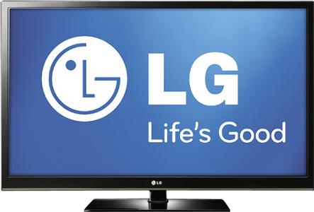 "LG LG 42"" Class / 720p / 600Hz / 3D Plasma HDTV"