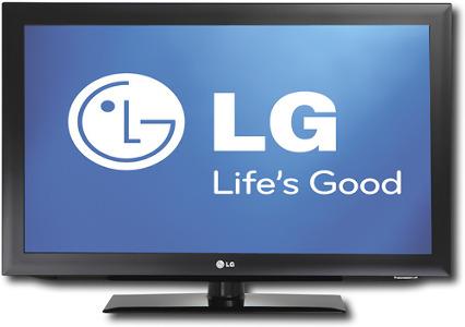 "LG 47"" Class / 1080p / 60Hz / LCD HDTV"