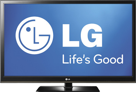 "LG 50"" Class / 720p / 600Hz / Plasma HDTV"