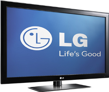 "LG 55"" Class / 1080p / 120Hz / LCD HDTV"