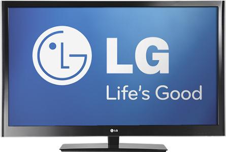 """LG 55"""" Class / LED / 1080p / 120Hz / HDTV"""