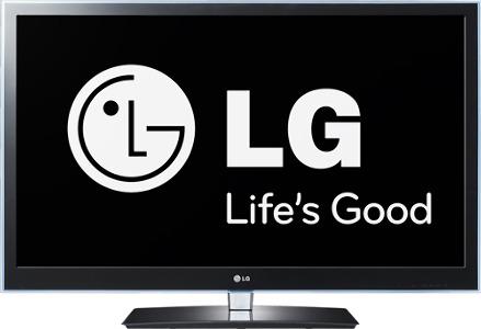 """LG 55"""" Class / LED / 1080p / 240Hz / 3D / HDTV"""