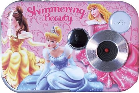 Disney Princess 2.1-Megapixel Digital Camera - Pink