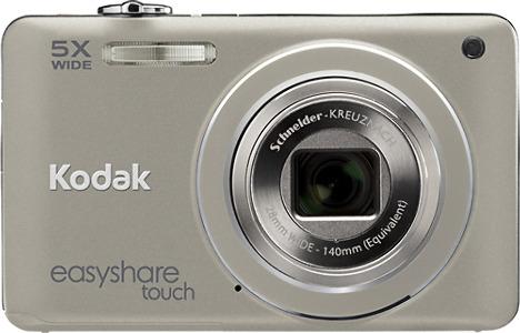 Kodak EasyShare Touch M5370 16.0-Megapixel Digital Camera - Silver