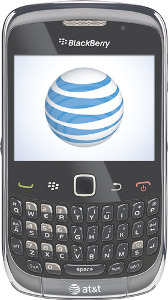 BlackBerry Curve 3G Mobile Phone - Black