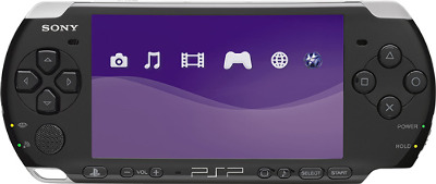 Sony PSP-3000 Core Pack System (Piano Black) - Piano Black
