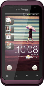 HTC Rhyme Mobile Phone - Plum