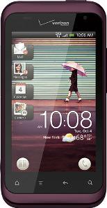 HTC Rhyme Mobile Phone - Plum