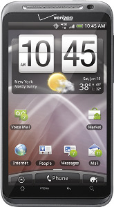 HTC ThunderBolt Mobile Phone - Charcoal Gray