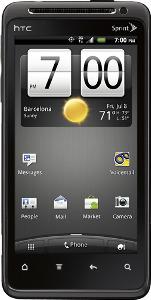 HTC Evo Design 4G Mobile Phone - Black