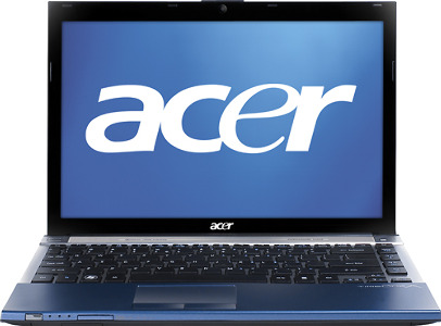 "Acer Aspire Laptop / Intelå¨ Core™ i3 Processor / 14"" Display / 4GB Memory - Cobalt Blue"