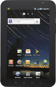 Samsung Galaxy Tab 3G with 16GB Storage Memory