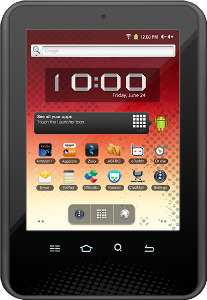 Velocity Micro Cruz Tablet with 2GB Memory