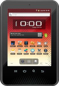 Velocity Micro Cruz Tablet with 2GB Memory