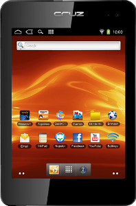 Velocity Micro Cruz Tablet with 4GB Memory - Black