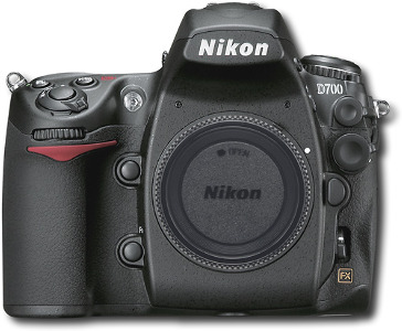 Nikon 12.1-Megapixel D700 Digital SLR Camera - Black