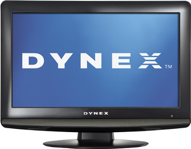 "Dynex™ 19"" Class / LCD / 720p / 60Hz / HDTV"