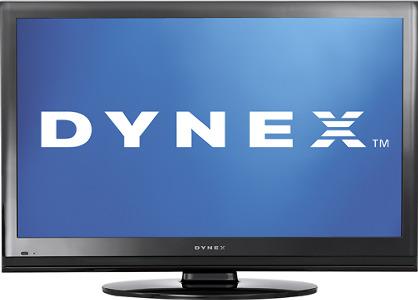 "Dynex™ 37"" Class / LCD / 720p / 60Hz / HDTV"