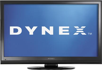 "Dynex™ 46"" Class / LCD / 1080p / 60Hz / HDTV"