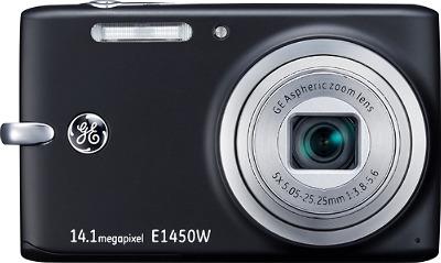 GE E1450W 14.1-Megapixel Digital Camera