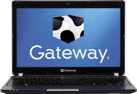 "Gateway Laptop / Intel® Core™ i5 Processor / 11.6"" Display / 4GB Memory - Blue"