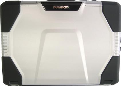 "GammaTech Ruggedized Laptop / Intel® Core™2 Duo Processor / 14.1"" Display - Silver/Black"