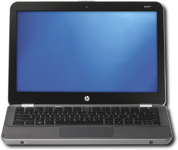 HP ENVY Laptop with Intel® Core™2 Duo Processor - Brushed Aluminum