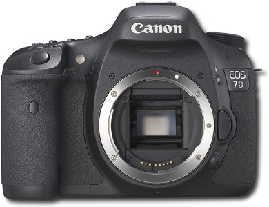 Canon EOS 7D 18.0-Megapixel Digital SLR Camera - Black