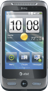 HTC Freestyle Mobile Phone - Gray