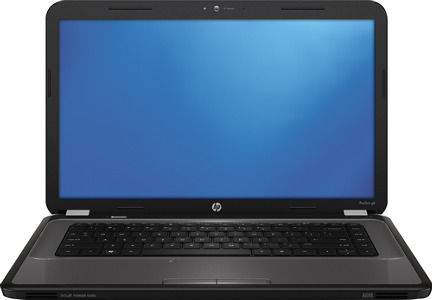 "HP Pavilion Laptop / AMD A-Series Processor / 15.6"" Display / 4GB Memory - Charcoal Gray"
