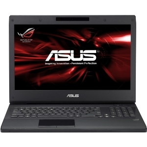 "Asus G74SX-DH73-3D 17.3"" LED 3D Notebook - Intel Core i7 i7-2670QM 2.20 GHz - Black"