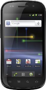 Google Nexus S Mobile Phone - Black