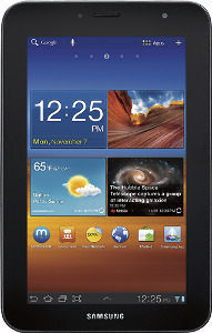 Samsung Galaxy Tab 7.0 Plus with 16GB Memory - Metallic Gray
