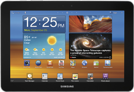 Samsung Galaxy Tab 10.1 - 16GB - Metallic Gray