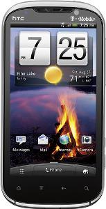 HTC Amaze 4G Mobile Phone - Black