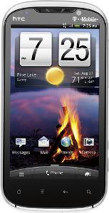 HTC Amaze 4G Mobile Phone - White