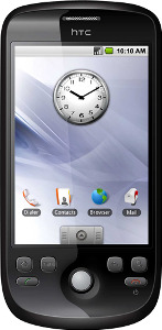 HTC My Touch Mobile Phone (Unlocked) - Black