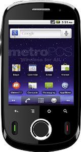 MetroPCS Huawei M835 No-Contract Mobile Phone - Black