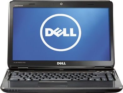 "Dell Inspiron Laptop / Intel® Core™ i3 Processor / 14"" Display / 4GB Memory - Diamond Black"