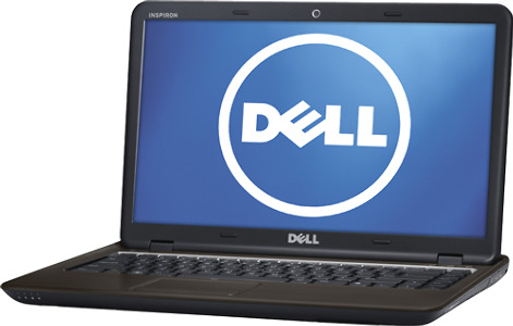 "Dell Inspiron Laptop / Intel® Core™ i3 Processor / 14"" Display / 6GB Memory - Diamond Black"