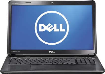 "Dell Inspiron Laptop / Intel® Core™ i3 Processor / 17.3"" Display - Diamond Black"