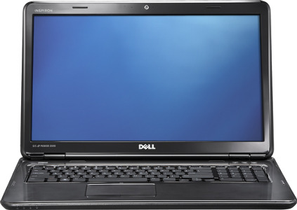 Dell Inspiron Laptop - Black