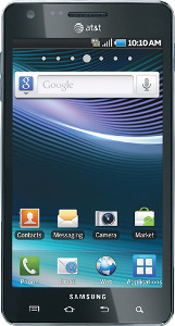Samsung Infuse Mobile Phone - Black